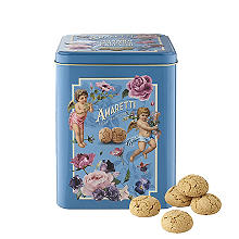 Gadeschi Amaretti Italian Biscuits and Tin 400g