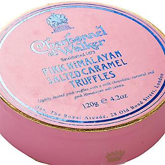Charbonnel et Walker Pink Himalayan Salted Caramel Truffles alt image 2