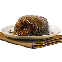 Cole's Butterscotch Steamed Pudding - Serves 3-4