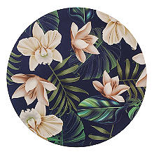 Summerhouse Java Bamboo Plate