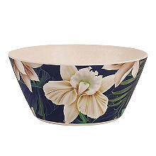 Summerhouse Java Bamboo Dessert Bowl