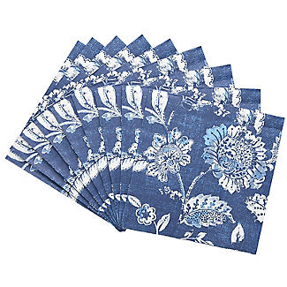 20 Summer Blooms 3-Ply Napkins