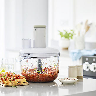 Morphy Richards Prepstar Food Processor White 401012 alt image 2