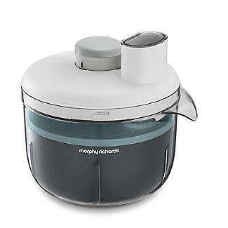 Morphy Richards Prepstar Food Processor White 401012 alt image 4