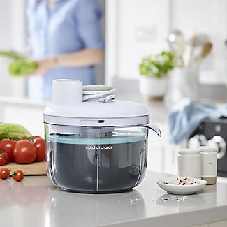 Morphy Richards Prepstar Food Processor White 401012 alt image 7