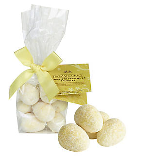 Thomas & Grace Lemon and Elderflower Egg-Shaped Truffles 125g