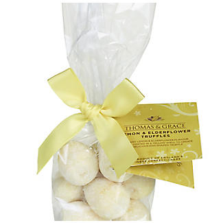 Thomas & Grace Lemon and Elderflower Egg-Shaped Truffles 125g alt image 5