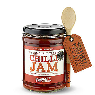 Scarlett and Mustard Chilli Jam 600g
