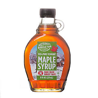 Butternut Mountain Farm Grade A Maple Syrup 236ml