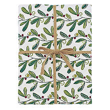 Walton & Co. Printed Mistletoe Tablecloth 130 x 180cm