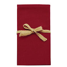 Walton & Co. Florentine Red Napkins 46 x 46cm – Pack of 4