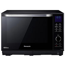 Panasonic 4-in-1 Steam Combination Microwave Oven NN-DS596BBPQ