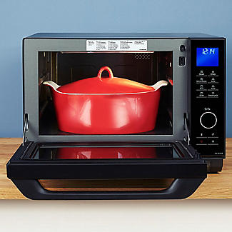 Panasonic 4-in-1 Steam Combination Microwave Oven NN-DS596BBPQ alt image 2