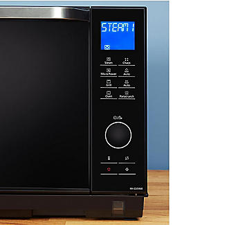 Panasonic 4-in-1 Steam Combination Microwave Oven NN-DS596BBPQ alt image 4