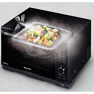 Panasonic 4-in-1 Steam Combination Microwave Oven NN-DS596BBPQ alt image 5