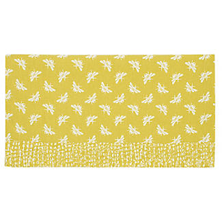 Walton & Co. Bee Table Runner Yellow 180 x 40cm alt image 3