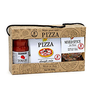 Borgo de Medici Make Your Own Pizza Kit alt image 1