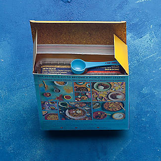 The Spicery Curry Legend World Curries Cookbook and Spices Gift Set alt image 7