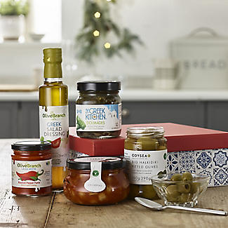 Lakeland Greek Mezze Savoury Food Hamper alt image 4