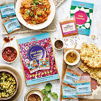 The Spicery Meat Free Magic Curry Recipe Kit for 2 alt image 2