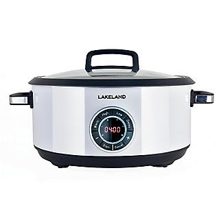 Lakeland Digital Slow Cooker 6.5L