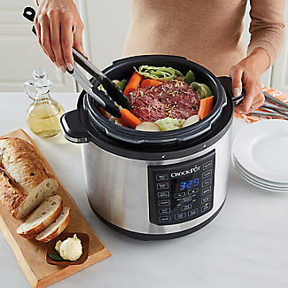 Crock-Pot 5.6L Express Multi-Cooker CSC051 alt image 2
