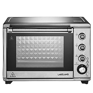 Lakeland Digital Mini Oven - Silver