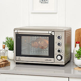 Lakeland Digital Mini Oven - Silver alt image 2