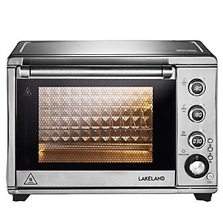 Lakeland Digital Mini Oven - Silver alt image 4