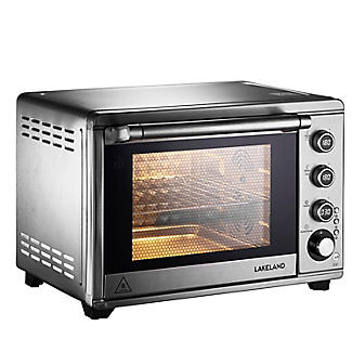 Lakeland Digital Mini Oven - Silver alt image 6