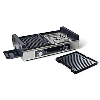 Lakeland Smokeless Electric Tabletop Grill alt image 6