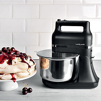 Lakeland 2-in-1 Hand and Stand Mixer Matt Black 3.5L alt image 7