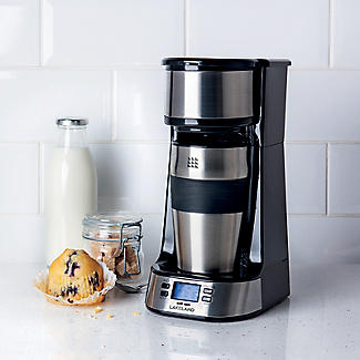 Lakeland Digital To Go Coffee Machine with Travel Mug alt image 4