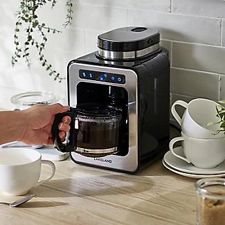 Lakeland Bean to Cup Coffee Machine Black alt image 2