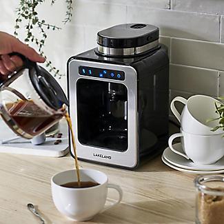 Lakeland Bean to Cup Coffee Machine Black alt image 3
