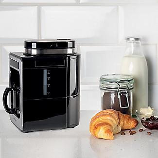 Lakeland Bean to Cup Coffee Machine Black alt image 4