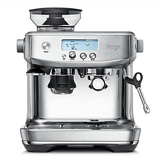 Sage The Barista Pro Bean-to-Cup Coffee Machine SES878BSS