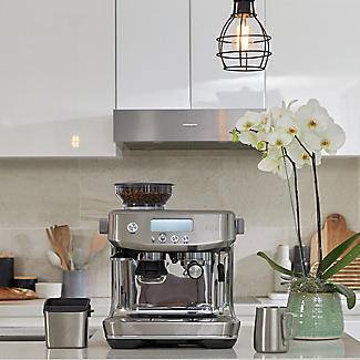Sage The Barista Pro Bean-to-Cup Coffee Machine SES878BSS alt image 2