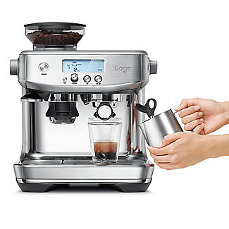 Sage The Barista Pro Bean-to-Cup Coffee Machine SES878BSS alt image 3