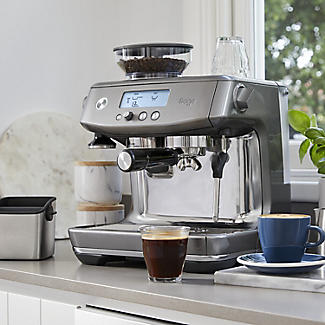 Sage The Barista Pro Bean-to-Cup Coffee Machine SES878BSS alt image 7