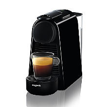 Nespresso Magimix Essenza Mini Coffee Pod Machine Black 11368