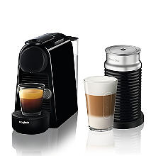 Magimix Nespresso Essenza Mini Black Bundle 11377
