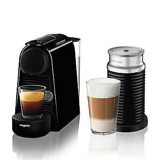 Magimix Nespresso Essenza Mini Black Bundle 11377