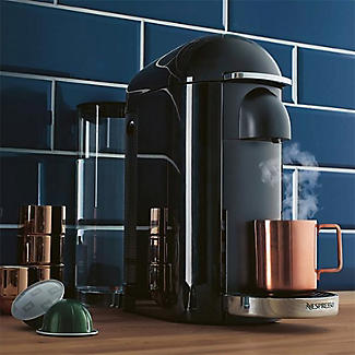 Nespresso Magimix VertuoPlus Coffee Machine with Milk Frother Black 11387 alt image 2