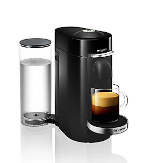 Nespresso Magimix VertuoPlus Coffee Machine with Milk Frother Black 11387 alt image 3