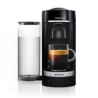 Nespresso Magimix VertuoPlus Coffee Machine with Milk Frother Black 11387 alt image 5