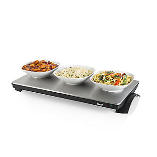 Swan Extra Large Cordless Warming Tray SW12SS