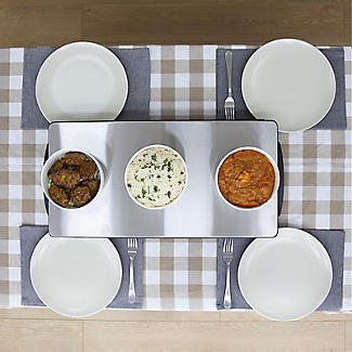 Swan Extra Large Cordless Warming Tray SW12SS alt image 6