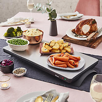 Swan Extra Large Cordless Warming Tray SW12SS alt image 7