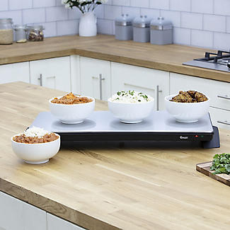 Swan Extra Large Cordless Warming Tray SW12SS alt image 9